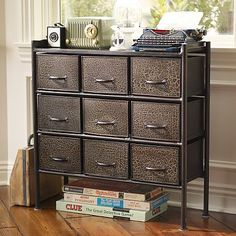 Rockwell 9 Drawer Chest