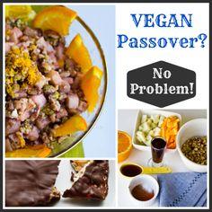 #Vegan #Passover? No Problem!