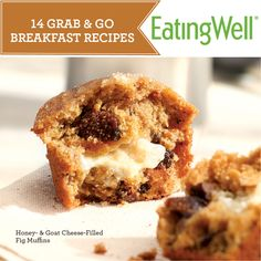 Grab & Go Breakfasts for healthy mornings