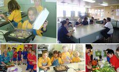 Western Australia School Stir-fry Cook-Off For FRD!
