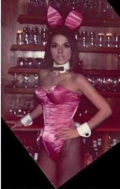 Vintage Playboy Bunny