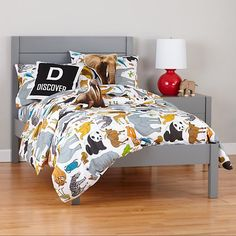 Our new Uptown Collection can grow with your kids from first big kid bed through college.