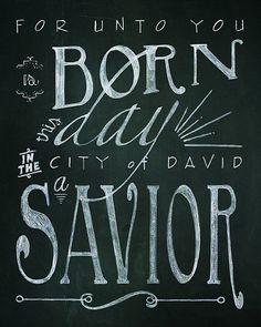 A Savior who is Christ the Lord! Merry Christmas!