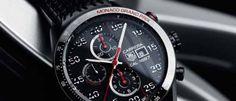 TAG Heuer Carrera Monaco Grand Prix Una edición Limitada de 2.500 unidades en titanio que rinde homenaje al Gran Premio de Mónaco y sus pilotos.