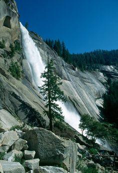 Nevada Falls, Yosemite National Park, CA   © Marsha K. Russell