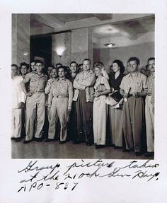 *Bob Hope on WW II USO tour