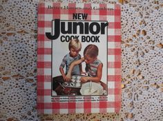 1979 Better Homes and Gardens Junior cook book, how I first started cooking.