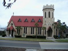 Episcopal Church, Fernandina Beach, FL