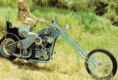 Old school 70s pan head chopper