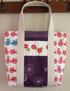 Tote bag sew-along