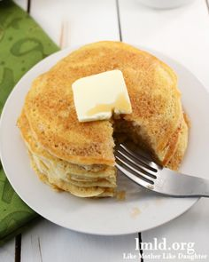 This is seriously the perfect pancake recipe. So good. #lmldfood