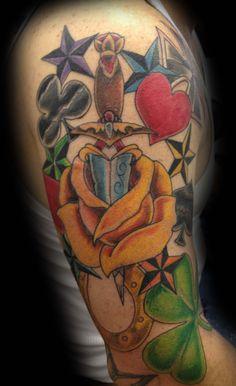 tattoo by www.lollie-pop.com ☆ {tulsa,  ok}