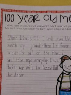What To Do at 100... This little guy has life figured out