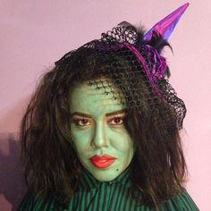 #Halloween #Sephoraselfie look by makeupbymadyg