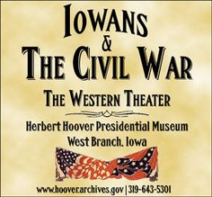 Iowans and the Civil War