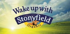 Would u like to be a paid @Stonyfield Organic Organic Ambassador? You apply here! Wake up with @Stonyfield Organic Organic #WakeUpWithStonyfield #ad