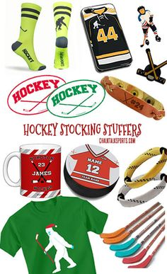 Check out our hockey