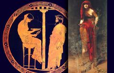 Themistoclea (6th century BCE), philosopher and priestess at Delphi who taught Pythagoras.