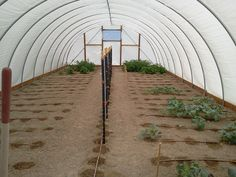 This is hoop house #...