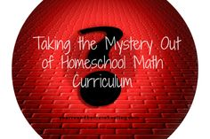 Understanding Different Homeschool Math Curriculums