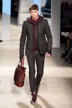 Kenneth Cole Fall 2014 Ready-to-Wear Runway - Kenneth Cole Ready-to-Wear Collection
