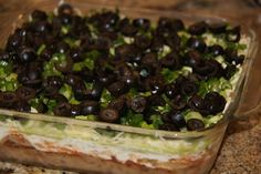 Family Food Finds: Mexican Layered Dip