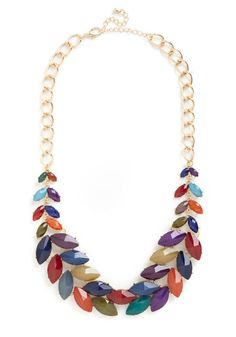 Berry Good Harvest Necklace, #ModCloth