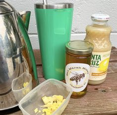 Hot Honey-Lemon-Ginger Water – Naptime Kitchen
