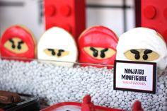 ninja birthday, cooki ninja, ninja cooki, lego ninjago, birthday parties, birthdays, ninjago birthday, ninjago cooki, cookies