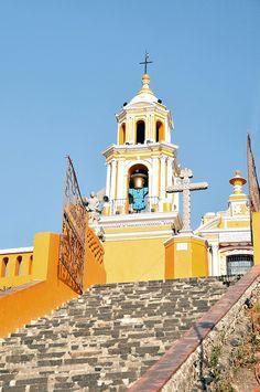 Cholula   Mexico