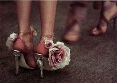flowering heels