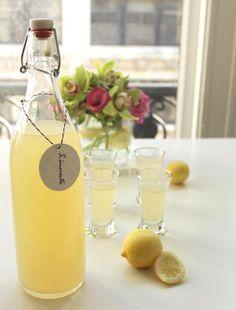 Easy Homemade Limoncello Recipe | Celebrations.com