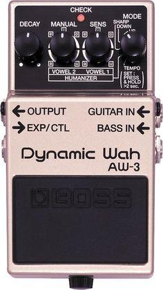 Boss AW-3 Dynamic Wah!