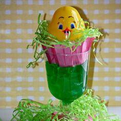 Chickadee Jello Cupcake Treats