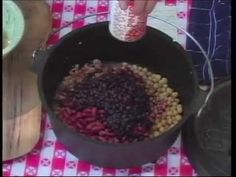 "Cee Dub creates his version of Dutch oven ""Baked Beans"" for the viewer at the same time he tells the back story behind the creation of the recipe  The innovative use of ingredients results in a scrumptious version of an old time favorite recipe."