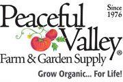 Peaceful Valley Farm & Garden Supply organic seeds