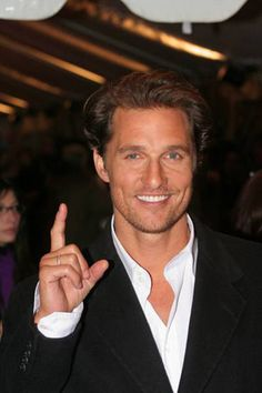 """Pin It To Win It """"Prettiest Smile""""    Matthew McConaughy @The Smile Experts #thesmileexperts"""