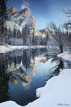 ✯ Yosemite - Three Brothers