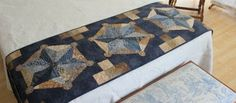 Want it, Need it, Quilt!: E-Gadget Bed Runner at the Moda Bake Shop (convert to lap quilt for a male)
