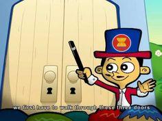 VEDIO ASEAN Cartoon