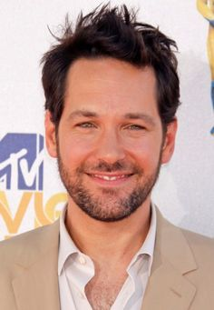 Hottie of the Day - Paul Rudd