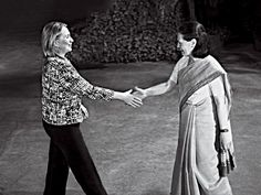 Nine Days with Secretary of State Hillary Clinton : Condé Nast Traveler