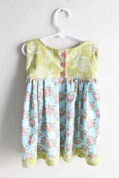 Adorable Caroline Dress Pattern