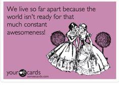 Bestie Quote @Jenny Filetti :) lol