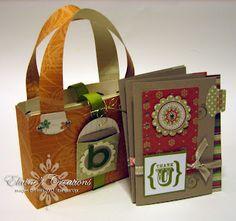 tote for card/envelope sets