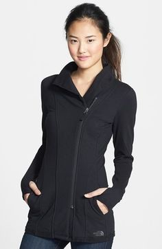 wrap-ture tunic / the north face @Nordstrom