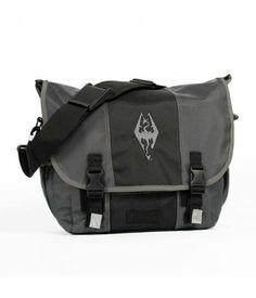 Imperial Dragon messenger bag