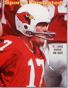 jim hart, cardinals