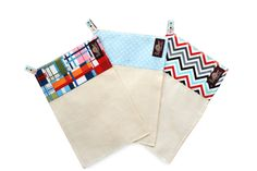 NEW - Le swipe! Organic reusable cloth wipes. #clothdiapering #organic #wipes http://www.lebibble.com