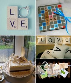 GUEST BLOGGER | 'Engaged and Inspired' | Wedding Theme Inspiration: Board Game Roundup! | The Knotty Bride™ Wedding Blog + Wedding Vendor Guide